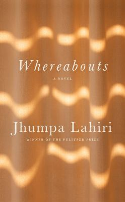 Whereabouts : a novel Book cover