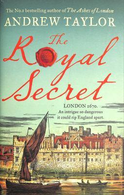 The royal secret Book cover