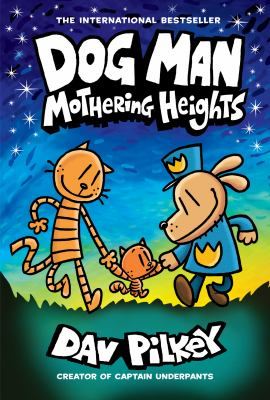 Dog Man. Mothering Heights Book cover