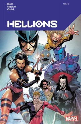 Hellions. Vol. 1 Book cover