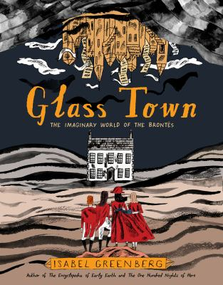 Glass Town Book cover
