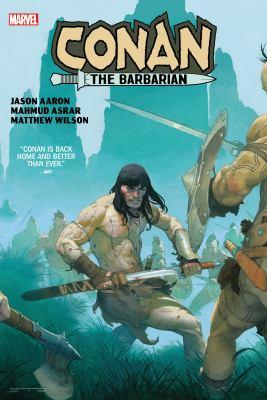 Conan the Barbarian Book cover