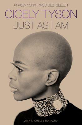 Just as I am : a memoir Book cover