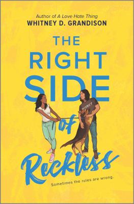 The right side of reckless Book cover