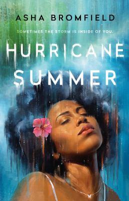Hurricane summer Book cover