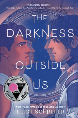 The darkness outside us Book cover