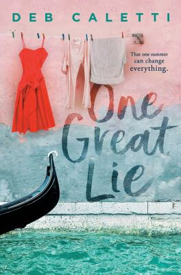 One great lie Book cover