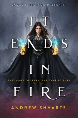 It ends in fire Book cover