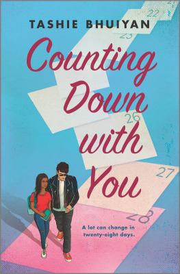 Counting down with you Book cover