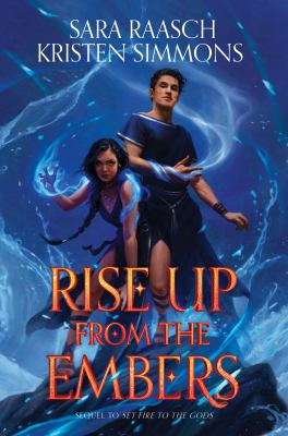 Rise up from the embers Book cover