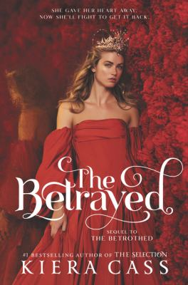 The betrayed Book cover