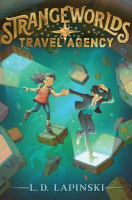Strangeworlds Travel Agency Book cover