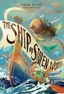 The ship of stolen words Book cover