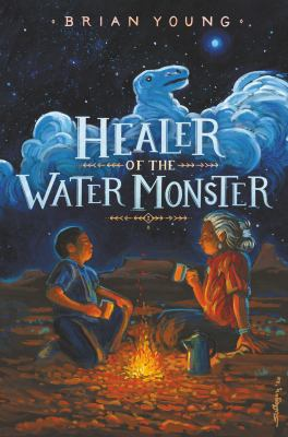 Healer of the water monster Book cover