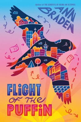 Flight of the puffin Book cover