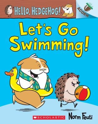 Let's go swimming! Book cover