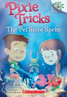 The pet store sprite Book cover
