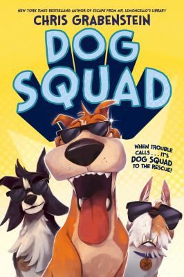 Dog Squad Book cover
