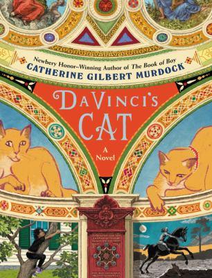 Da Vinci's cat : a novel Book cover