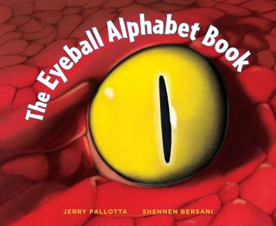 The eyeball alphabet book Book cover