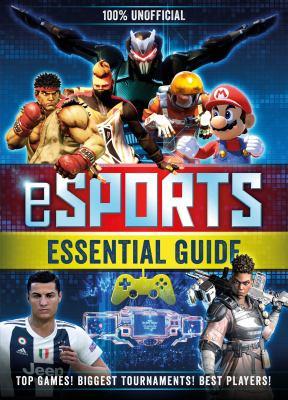 eSports essential guide Book cover