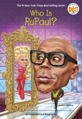 Who is RuPaul? Book cover