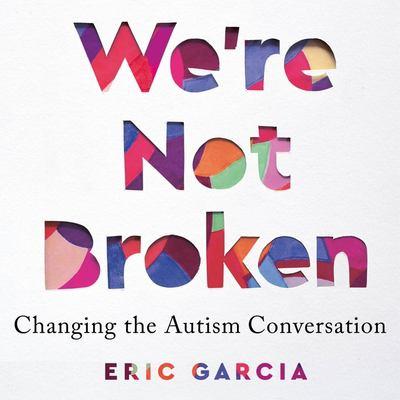 We're not broken Book cover