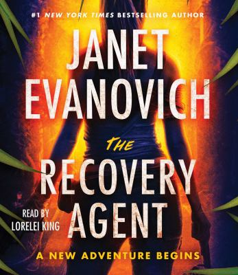 Recovery Agent Book cover