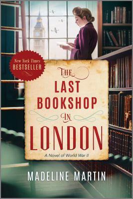 The last bookshop in London : a novel of World War II Book cover