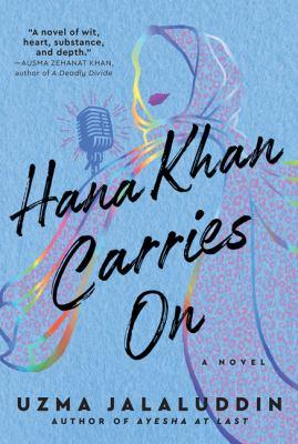Hana Khan carries on : a novel Book cover
