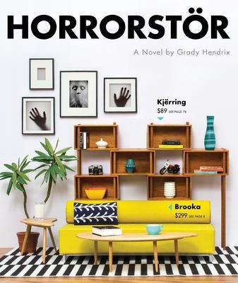 Horrorstör Book cover