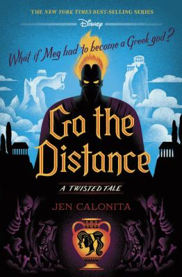 Go the distance : a twisted tale Book cover
