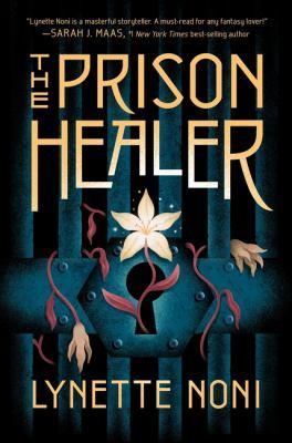 The prison healer Book cover