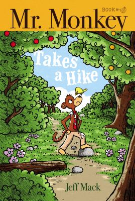 Mr. Monkey takes a hike Book cover