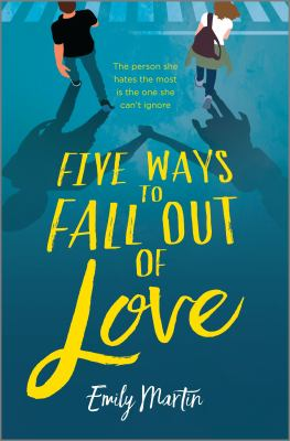 Five ways to fall out of love Book cover
