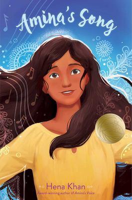 Amina's song Book cover