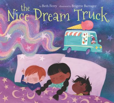 The nice dream truck Book cover