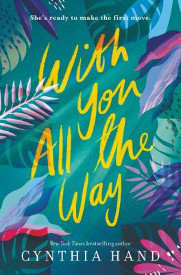With you all the way Book cover