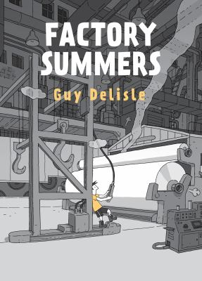 Factory summers Book cover