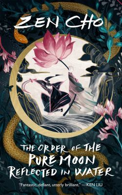 The Order of the Pure Moon reflected in water Book cover