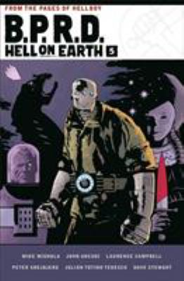 Hell on Earth. Volume 5 Book cover
