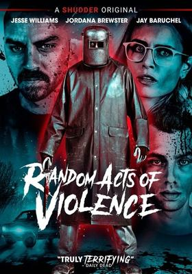 Random acts of violence Book cover