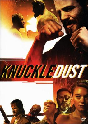 Knuckledust Book cover