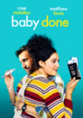 Baby done Book cover