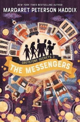 The messengers Book cover