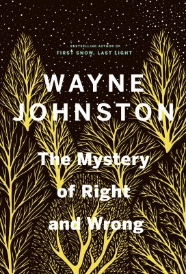 The mystery of right and wrong Book cover