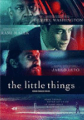 The little things Book cover