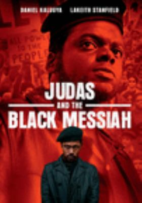 Judas and the black messiah Book cover