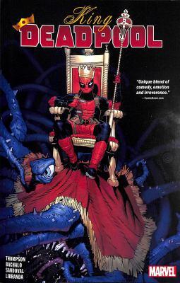 King Deadpool. Vol. 1 Book cover