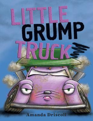 Little Grump Truck Book cover